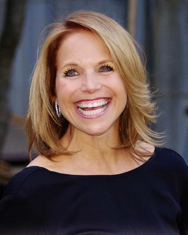 Katie Couric is listed (or ranked) 4 on the list 20 Celebrities Who Were Tri Deltas