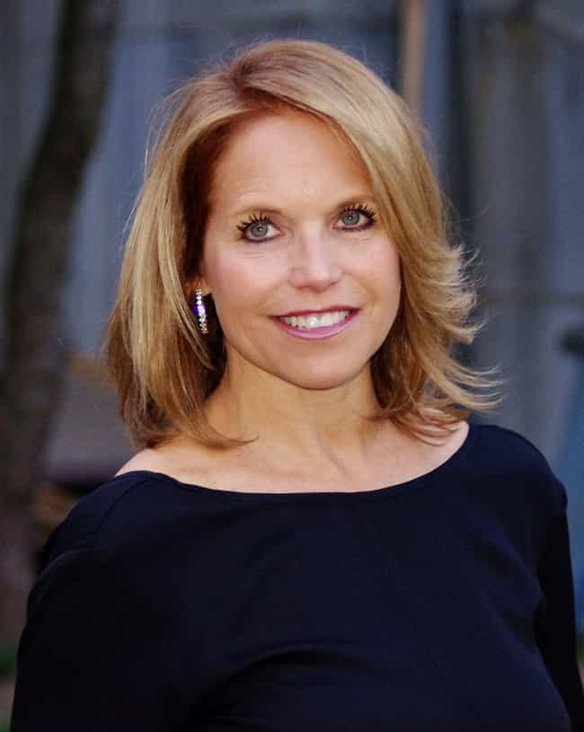 Katie Couric is listed (or ranked) 3 on the list 20 Famous People Who Were Widowed Young