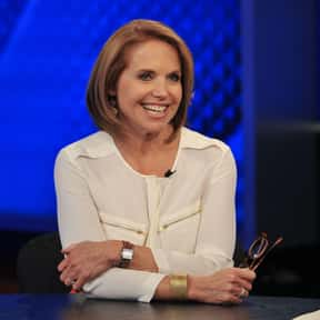Katie Couric is listed (or ranked) 2 on the list Famous People From Virginia