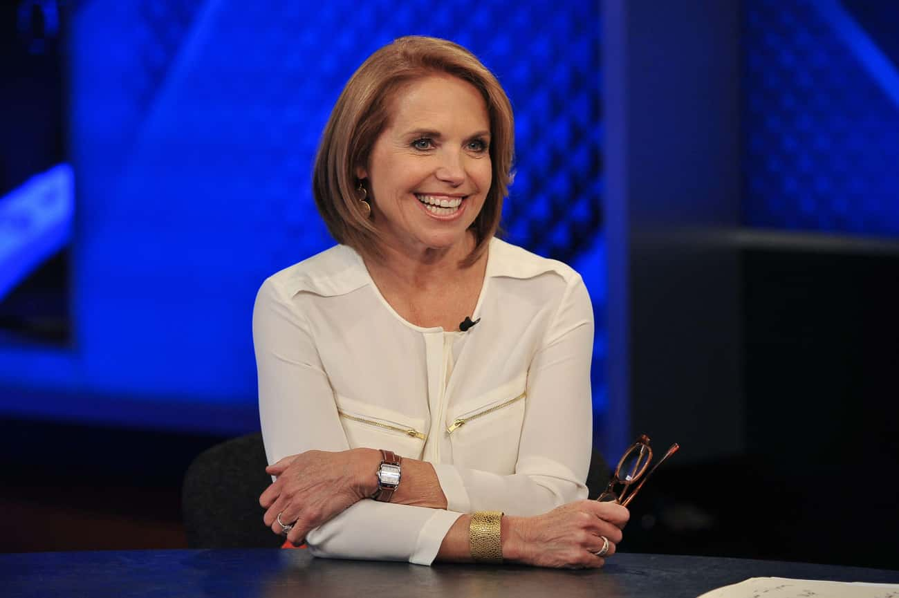 Katie Couric is listed (or ranked) 3 on the list Famous Female Journalists