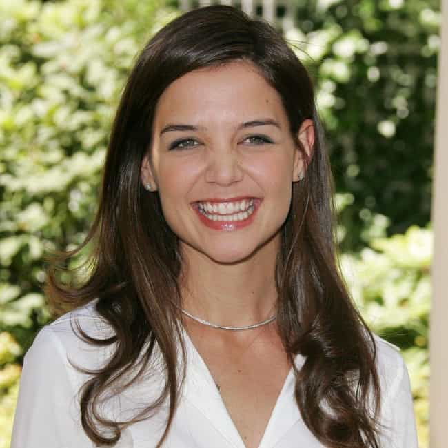 Katie Holmes is listed (or ranked) 3 on the list 51 Famous People Who Converted Religions