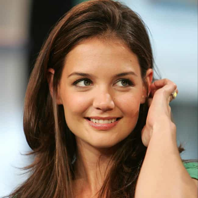 Katie Holmes is listed (or ranked) 3 on the list Celebrities Turning 40 in 2018