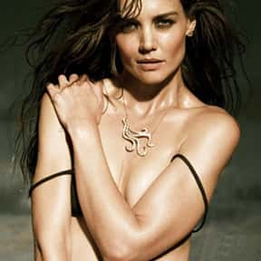Katie Holmes is listed (or ranked) 22 on the list People Who Have Been Criticized by PETA