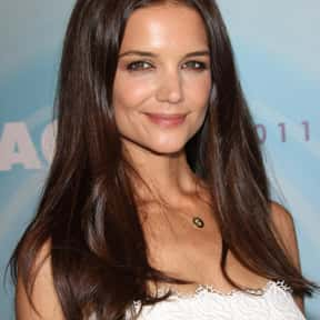 Katie Holmes is listed (or ranked) 23 on the list The Most Overrated Actors Of All Time