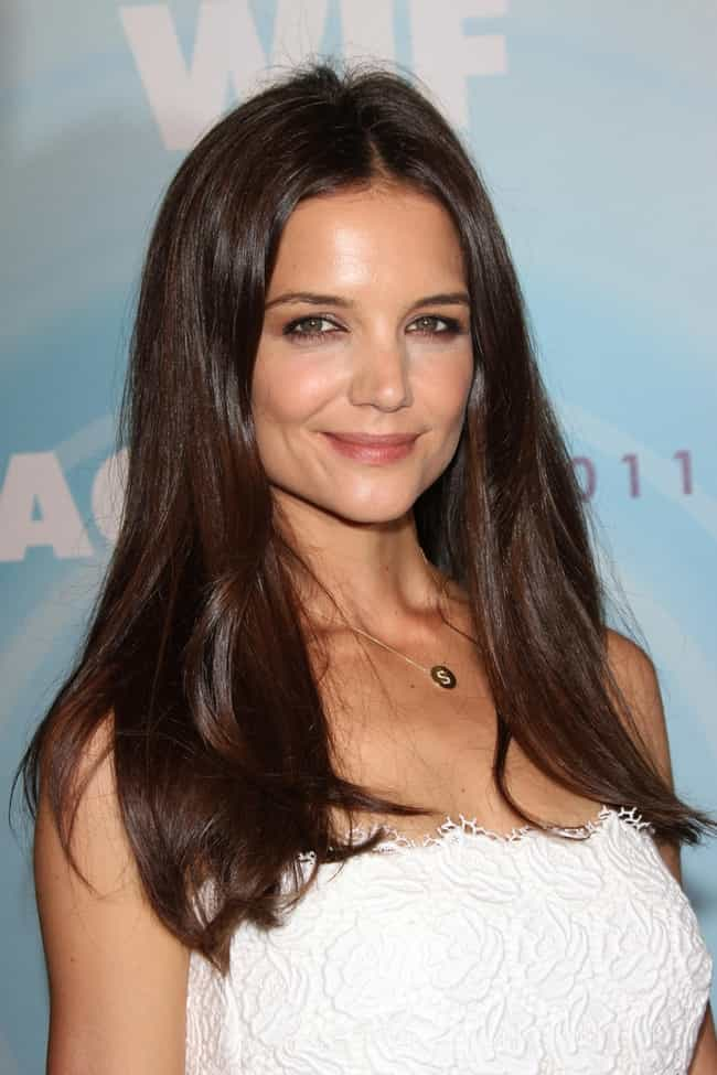 Katie Holmes is listed (or ranked) 4 on the list Female Celebrities Who Are 5'9