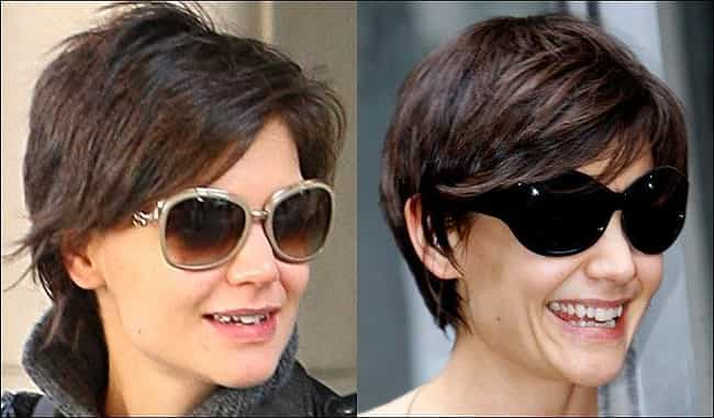 Katie Holmes is listed (or ranked) 3 on the list 15 Celebrities With Chipped Teeth