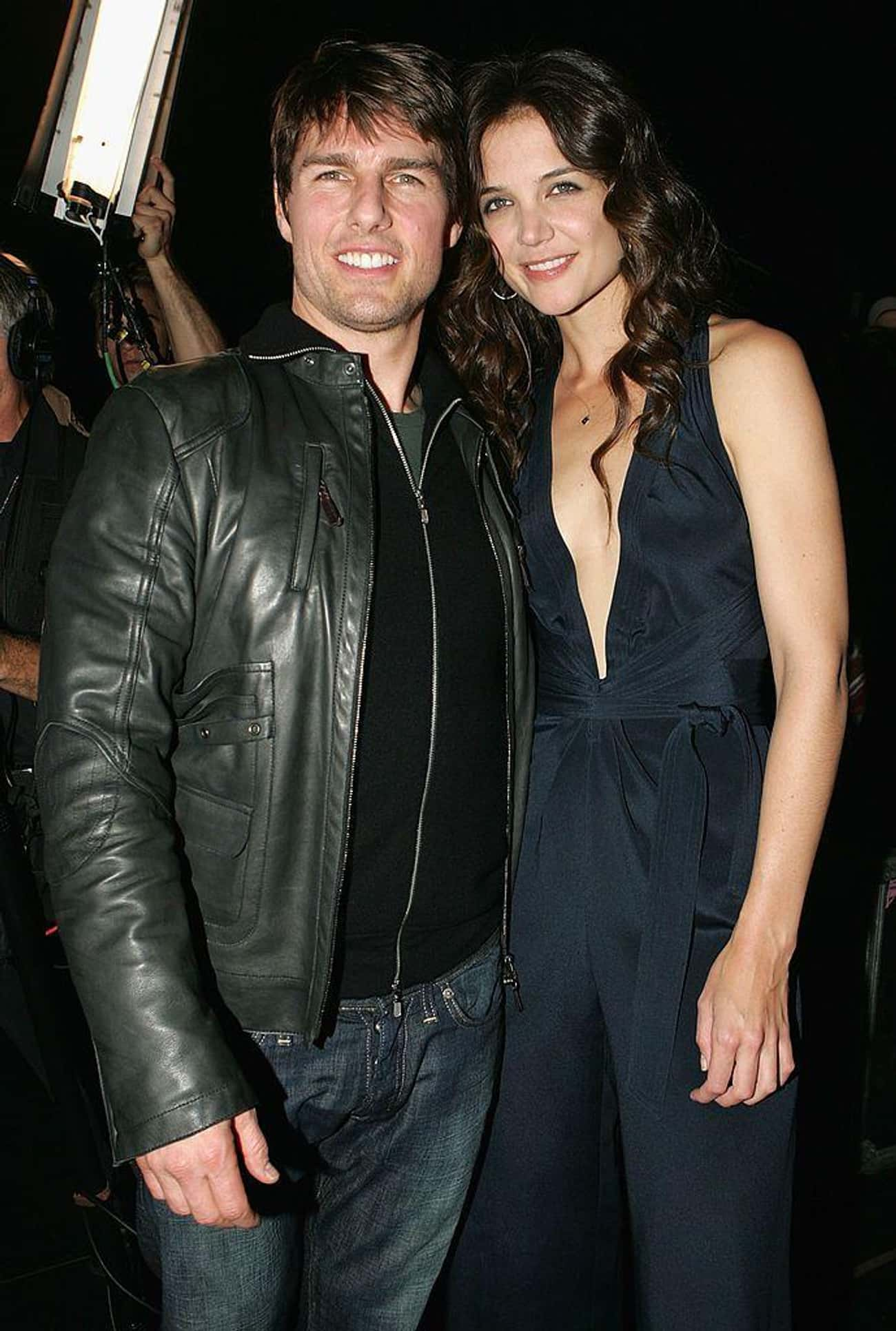 Katie Holmes is listed (or ranked) 3 on the list Tom Cruise's Loves & Hookups