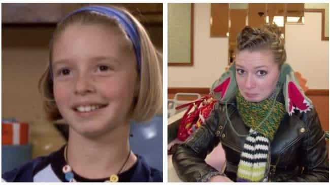 Katie Volding is listed (or ranked) 4 on the list The Cast Of 'Smart House': Where Are They Now?