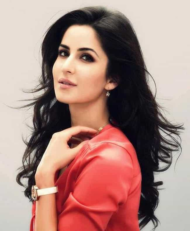 Katrina Kaif is listed (or ranked) 4 on the list The Hottest Hindu Women Under 40