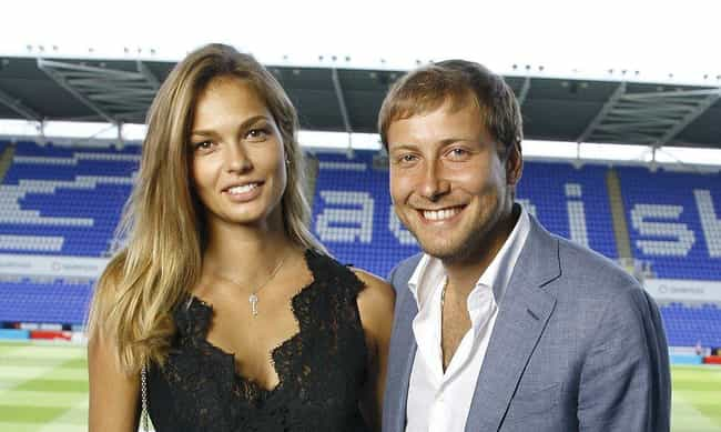 Katsia Damankova is listed (or ranked) 4 on the list The Hottest Billionaire Trophy Wives