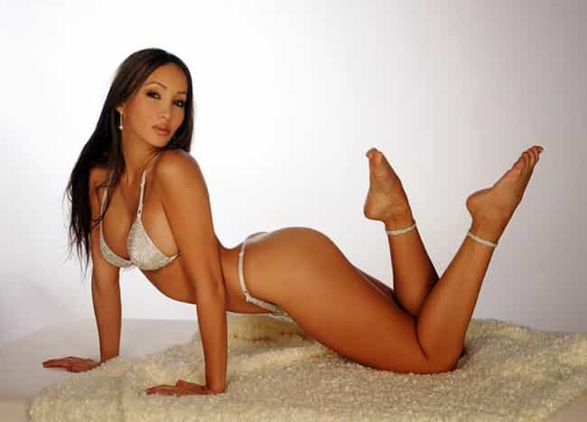 Katsuni Is Listed Or Ranked 4 On The List Hottest Asian Porn Stars