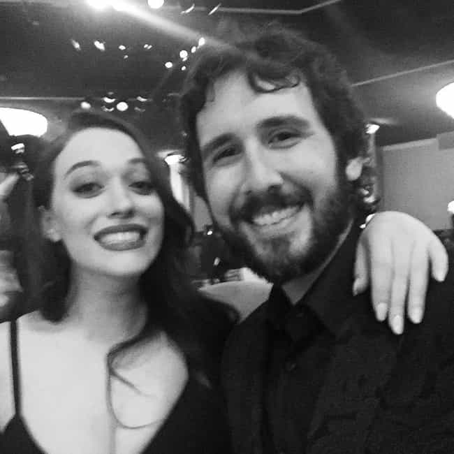 Kat Dennings is listed (or ranked) 2 on the list Josh Groban Loves and Hookups