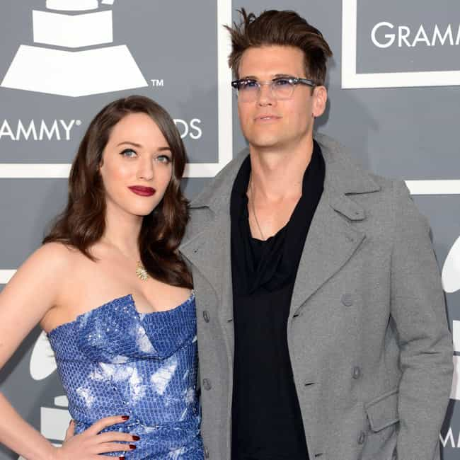 Kat Dennings is listed (or ranked) 2 on the list Nick Zano Loves and Hookups