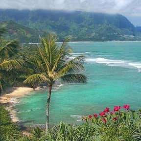 Kauai is listed (or ranked) 1 on the list The Best Cruise Destinations