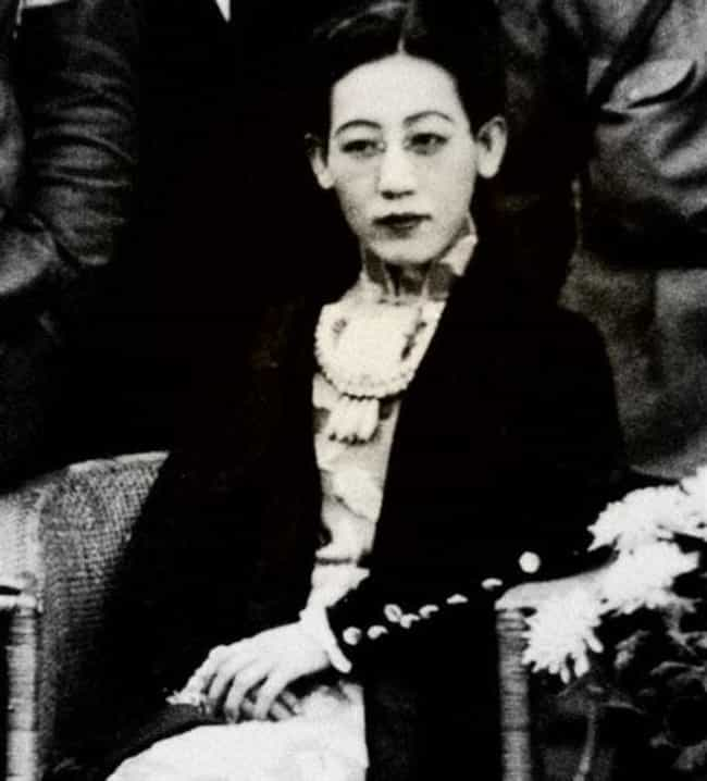 Yoshiko Kawashima is listed (or ranked) 4 on the list Members of the Qing Dynasty