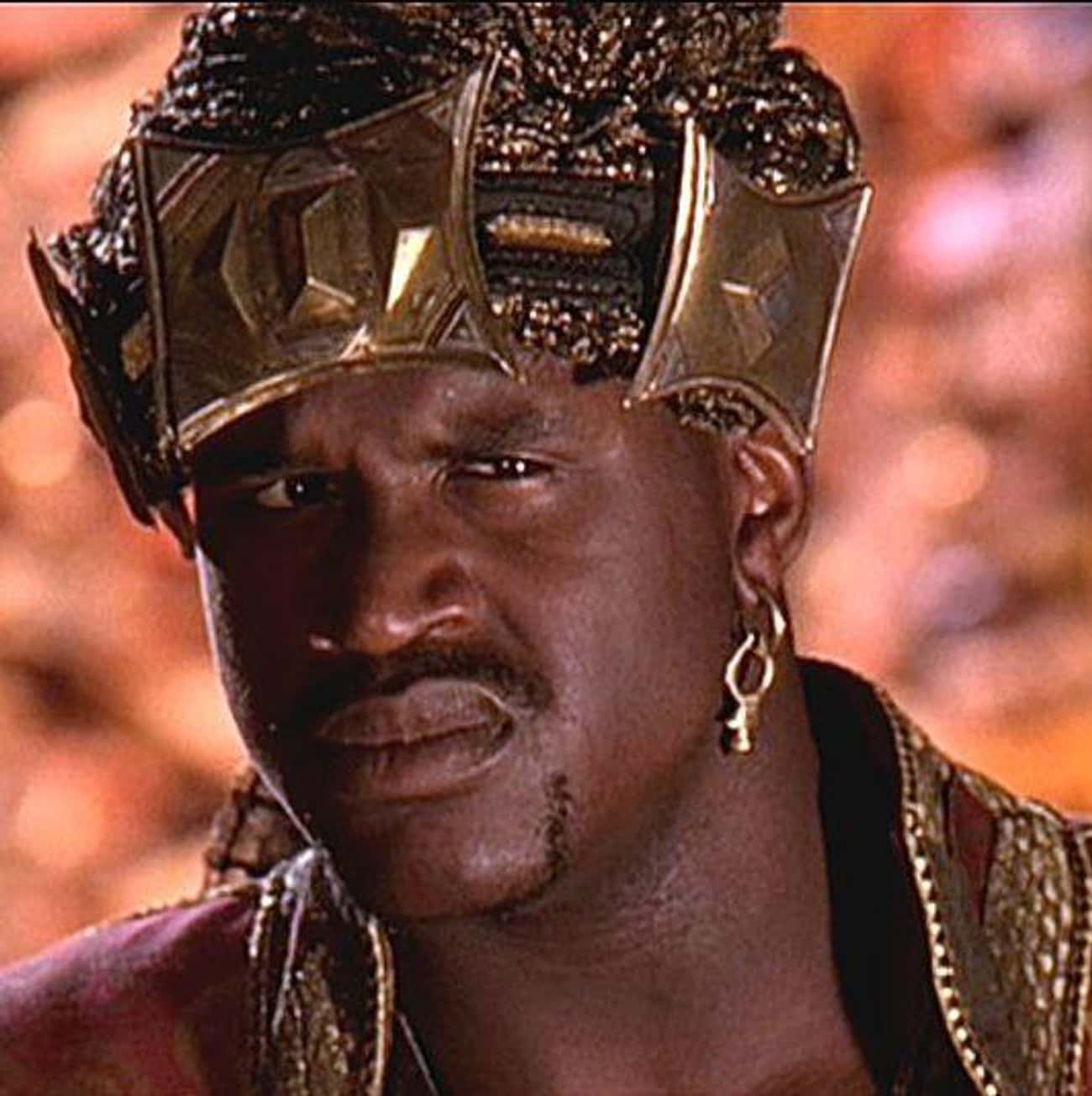Kazaam is listed (or ranked) 2 on the list Classic '90s Kids Movies You Forgot Are Actually Super Messed Up