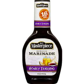 KC Masterpiece is listed (or ranked) 13 on the list The Best Teriyaki Sauce Brands