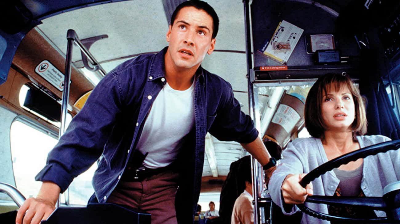 When Keanu Reeves Turned Down 'Speed 2,' They Wrote An Off-Screen Breakup And Introduced A New Love Interest