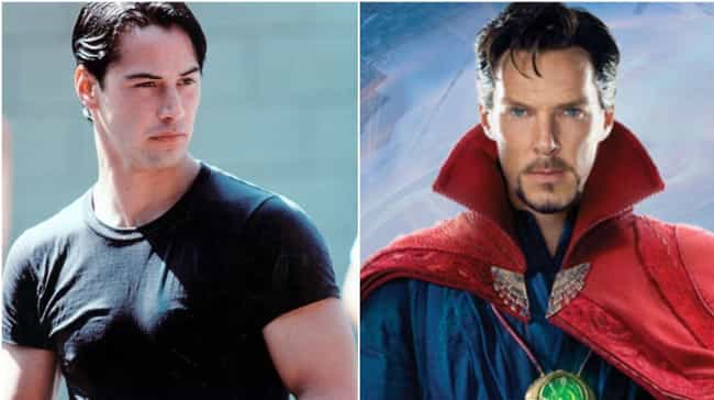 Keanu Reeves is listed (or ranked) 3 on the list Here Is Who Would Play The Avengers If They Were Cast In The '90s