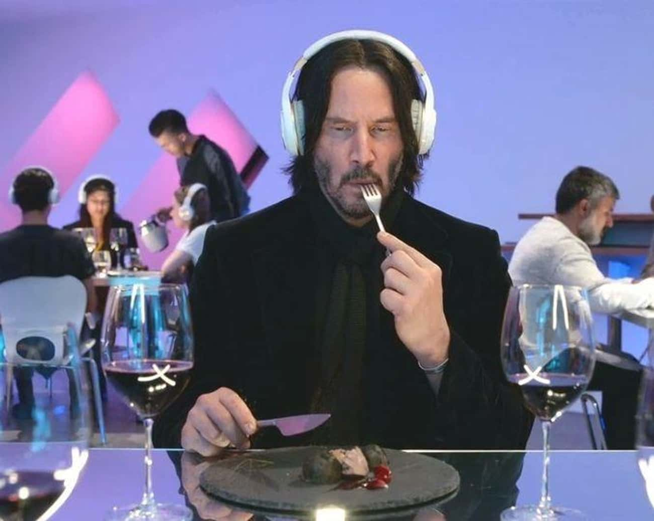 Keanu Reeves: Always Be My May is listed (or ranked) 1 on the list Actors Who Played Themselves in Film and Television