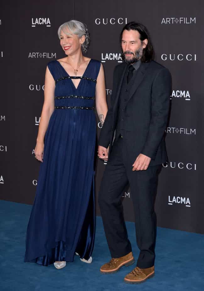 Keanu Reeves is listed (or ranked) 4 on the list The Best New Celebrity Couples Of 2019