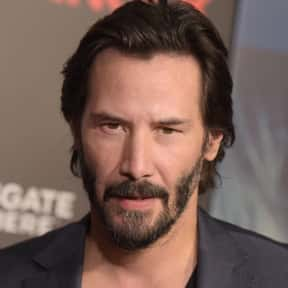 Keanu Reeves is listed (or ranked) 16 on the list Famous Men You'd Want to Have a Beer With