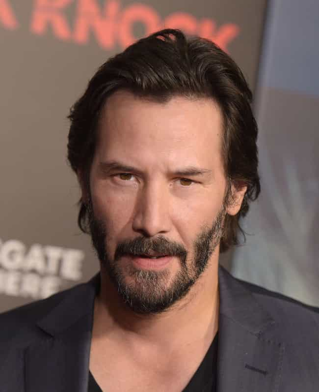 Keanu Reeves is listed (or ranked) 2 on the list Celebrities Who Broke the Internet in 2019