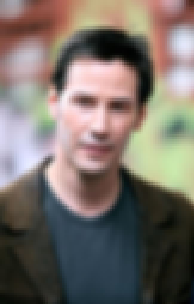 Keanu Reeves is listed (or ranked) 1 on the list Celebrity Men Who Are Way Older Than You Think