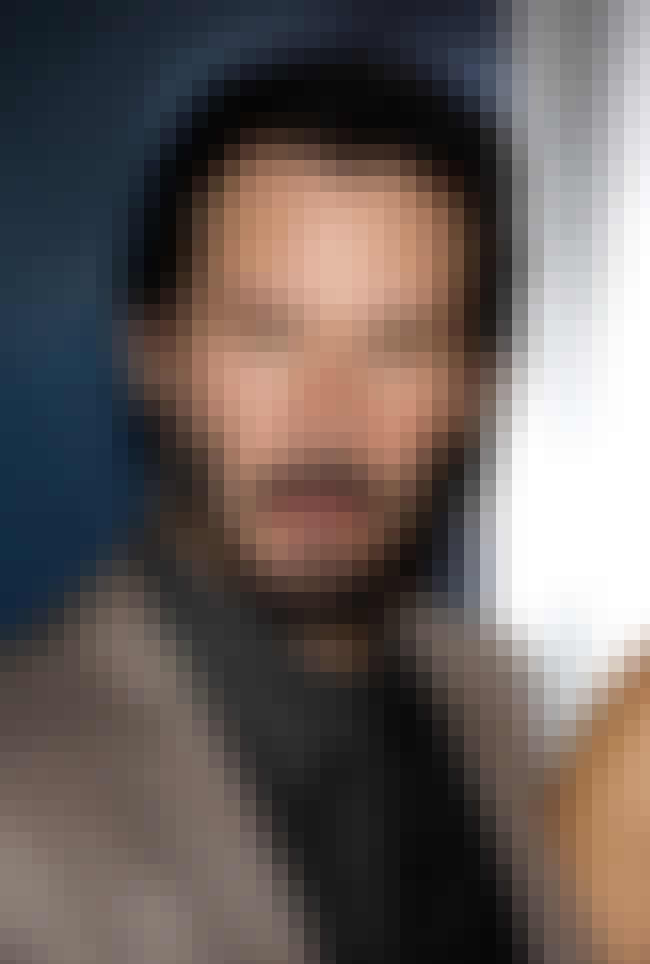 Keanu Reeves is listed (or ranked) 2 on the list 20 Celebrities You Didn't Know Were Color Blind