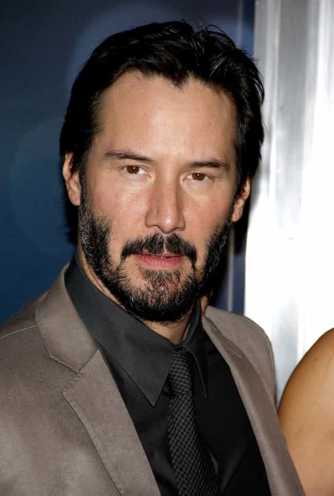 Keanu Reeves is listed (or ranked) 3 on the list Actors Who Are Terrible at Doing Accents