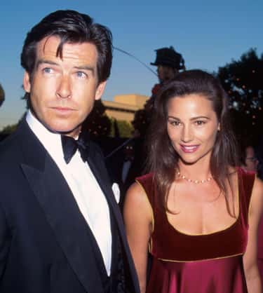 Keely Shaye Smith is listed (or ranked) 1 on the list Pierce Brosnan Loves and Hookups