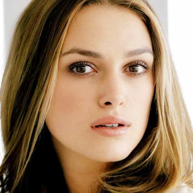 Keira Knightley is listed (or ranked) 4 on the list The Most Beautiful and Talented Actresses Under 40 !!!