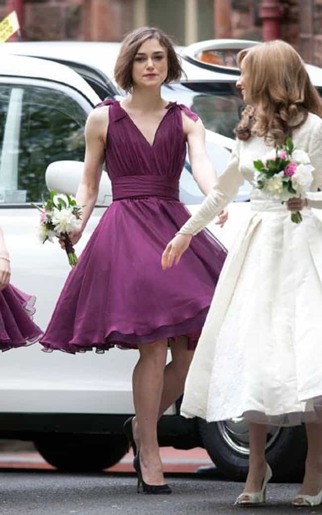 Celebrity Bridesmaids | List of Famous People in Bridesmaid Dresses ...