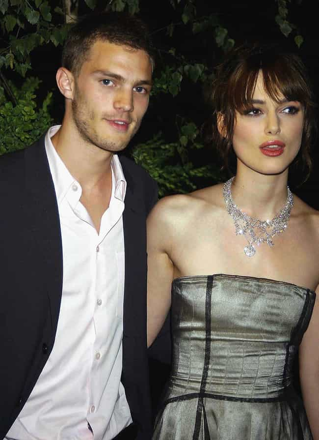 Keira Knightley is listed (or ranked) 5 on the list Jamie Dornan Loves and Hookups