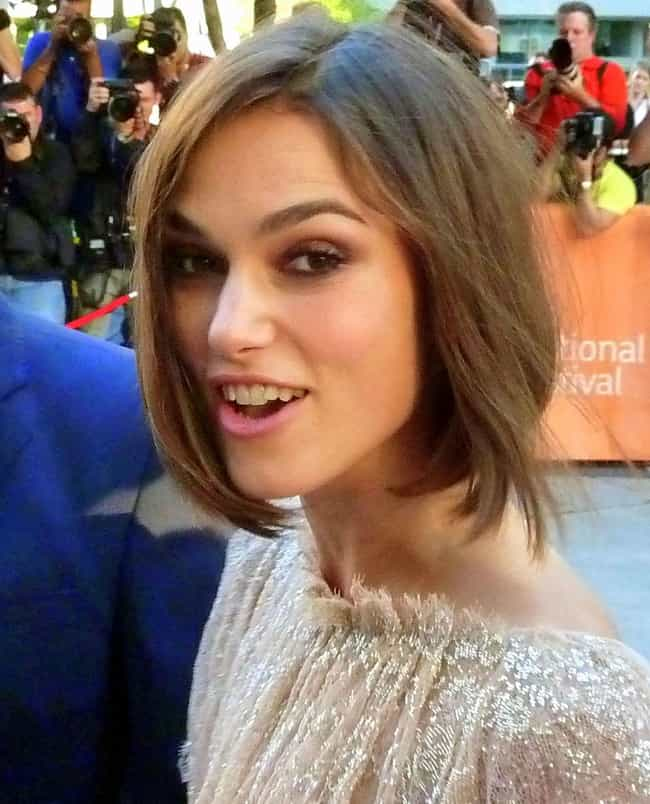 Keira Knightley is listed (or ranked) 2 on the list Famous Children Who Have Made Their Own Names in Different Industries