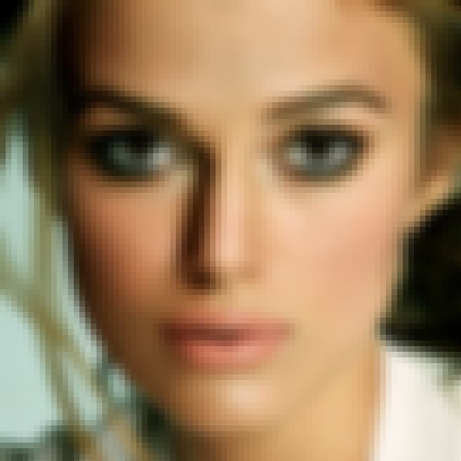 "Keira Knightley is listed (or ranked) 3 on the list The most beautiful women of ""E Trends Magazine"""