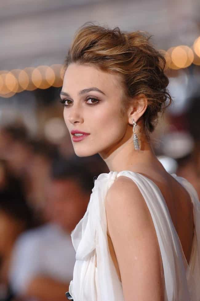 Keira Knightley is listed (or ranked) 2 on the list 42 Famous ENFPs