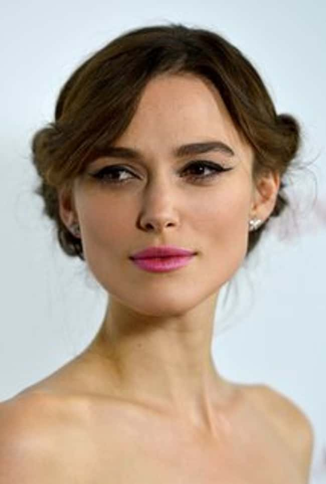 Keira Knightley is listed (or ranked) 79 on the list The Most Captivating Celebrity Eyes (Women)