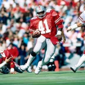 Keith Byars is listed (or ranked) 25 on the list The Best Ohio State Buckeyes of All Time