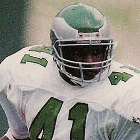 Keith Byars is listed (or ranked) 9 on the list The Best Philadelphia Eagles Running Backs of All Time