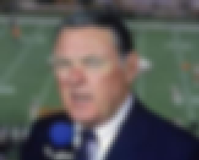 Keith Jackson is listed (or ranked) 32 on the list Famous Male Sportscasters