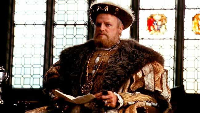 Keith Michell is listed (or ranked) 3 on the list Everyone Who Has Played Henry VIII, Ranked