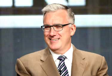 Keith Olbermann is listed (or ranked) 5 on the list Famous Male Journalists