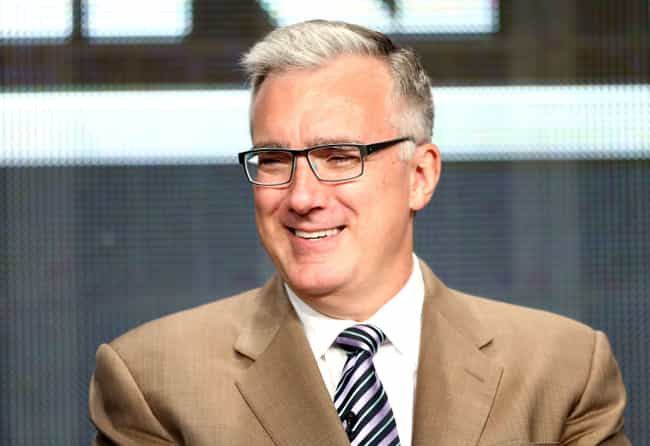 Keith Olbermann is listed (or ranked) 2 on the list Famous Male Reporters