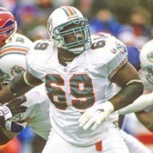 Keith Sims is listed (or ranked) 2 on the list The Best Athletes Who Wore #69