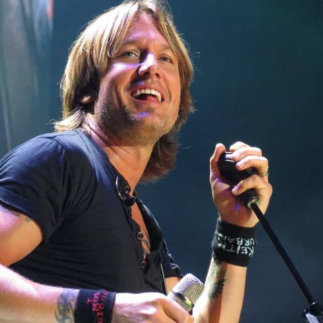 Keith Urban is listed (or ranked) 3 on the list Country Singers Who Are Sober