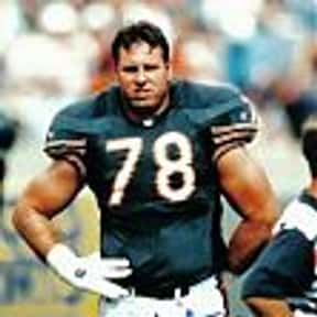 Keith Van Horne is listed (or ranked) 25 on the list List of Famous Football Offensive Linemans