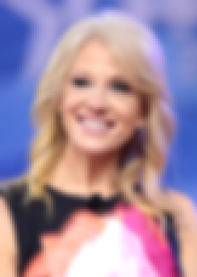 Kellyanne Conway is listed (or ranked) 2 on the list All The Utterly Bizarre Jobs Trump's Administration Appointees Have Had Before The White House