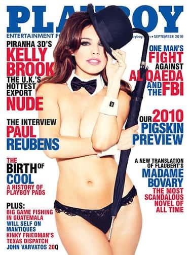 Playboy best 10 Iconic