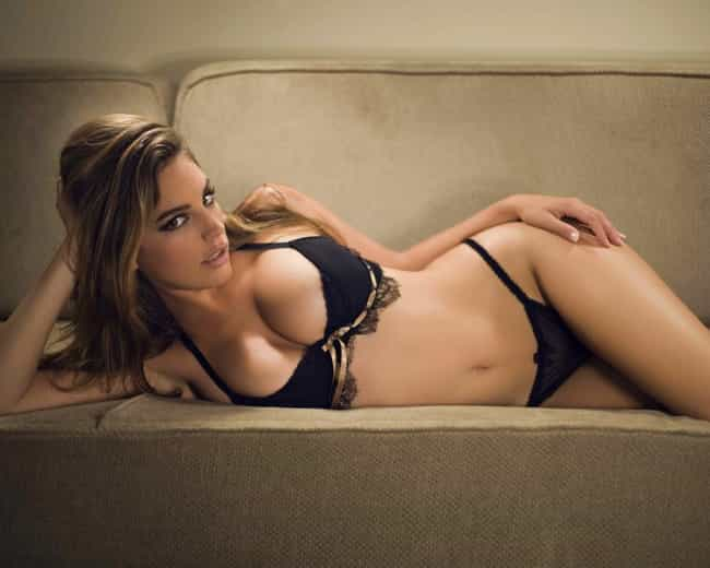 Kelly Brook is listed (or ranked) 2 on the list The Hottest English Fashion Models